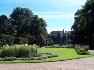 Hoglands park i Karlskrona