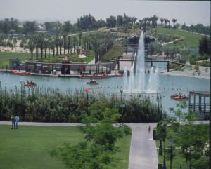 fin park i Dubai