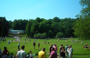 park i göteborg